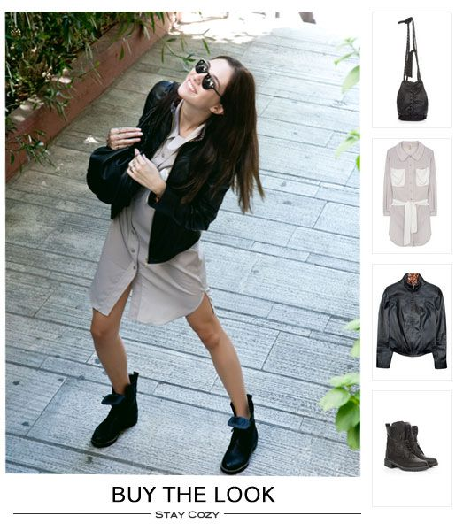 BUY THE LOOK_STAY COZY