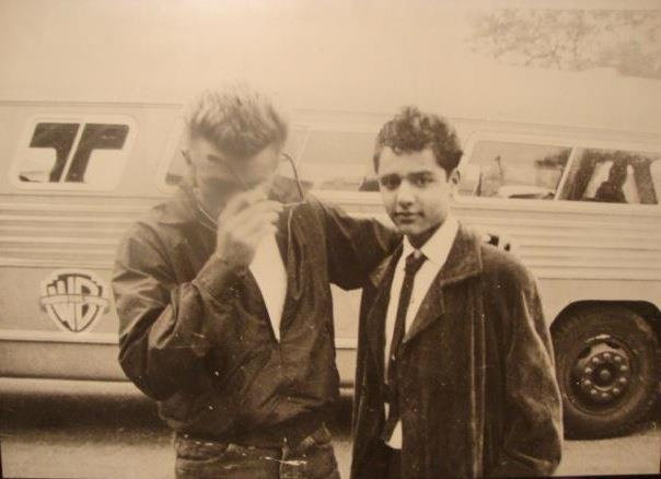 james dean and sal mineo relationship