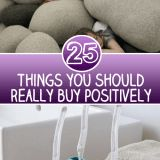 25 Things you should really buy positively