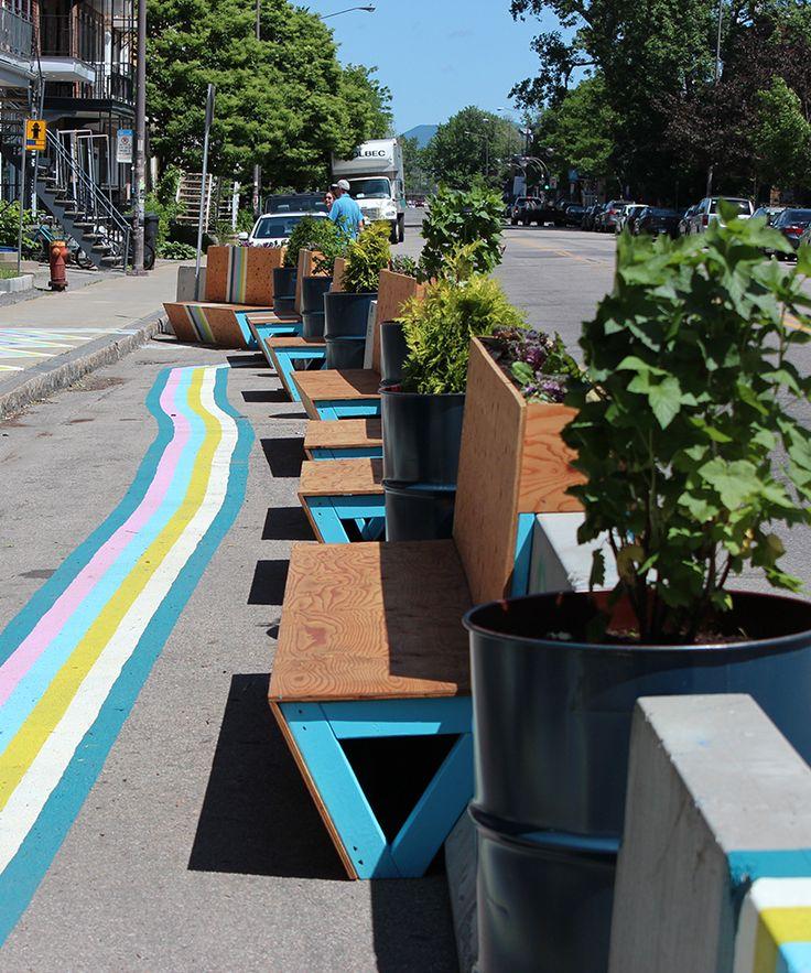 Située à l'angle de la 3e Avenue, de la 6e Rue et du chemin de la Canardière, la Plaza Limoilou est une place publique temporaire qui invite à la réappropriation de ce lieu névralgique du quartier Limoilou à travers l'art, le design et l'architecture. Conçu pour s'adapter aux envies des usagers, l'espace sert de lieu …