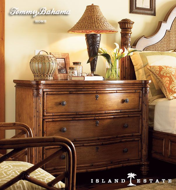 Lexington Island Estate Barbados Chest   Tropical   Dressers Chests And  Bedroom Armoires   Benjamin Rugs And Furniture