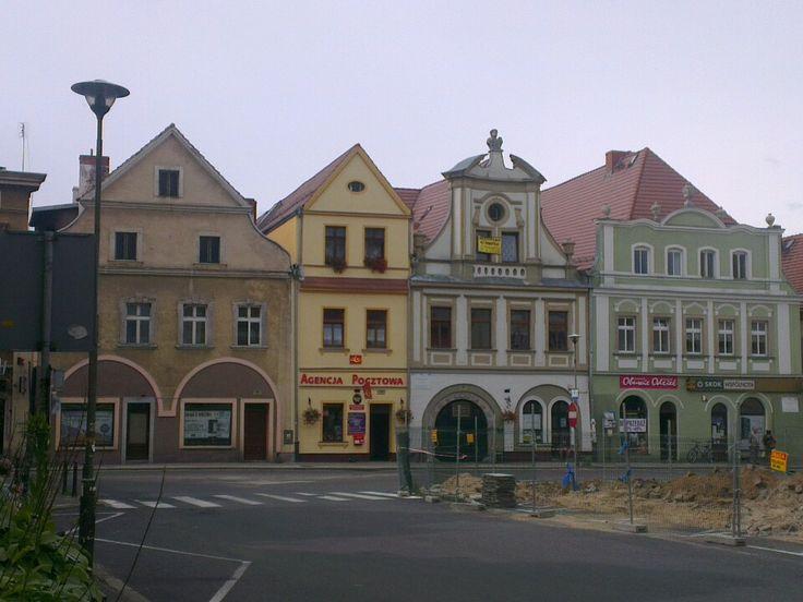 Gryfów Śląski w Gryfów, Województwo dolnośląskie