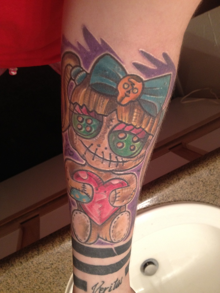 VooDoo Doll tattoo - ABSOLUTELY LOVE!!! | New Tatt Ideas ...
