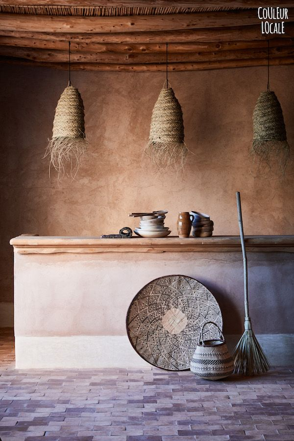 Vosgesparis Warm Moroccan Style And Natural Colours For Your Home Interior Design