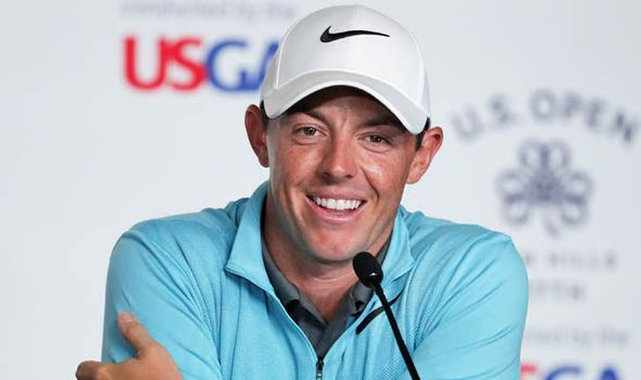 US Open 2017: Rory McIlroy feeling back to his best after hectic start to the year