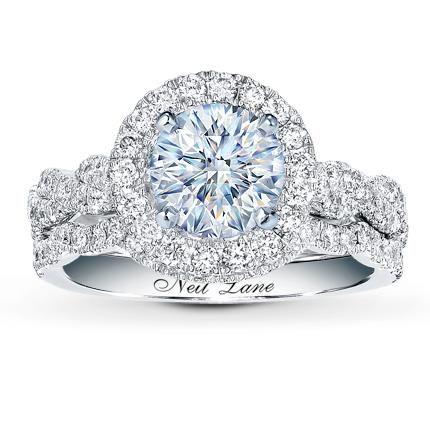 Best 25 Jareds jewelers ideas on Pinterest Neil lane bridal set