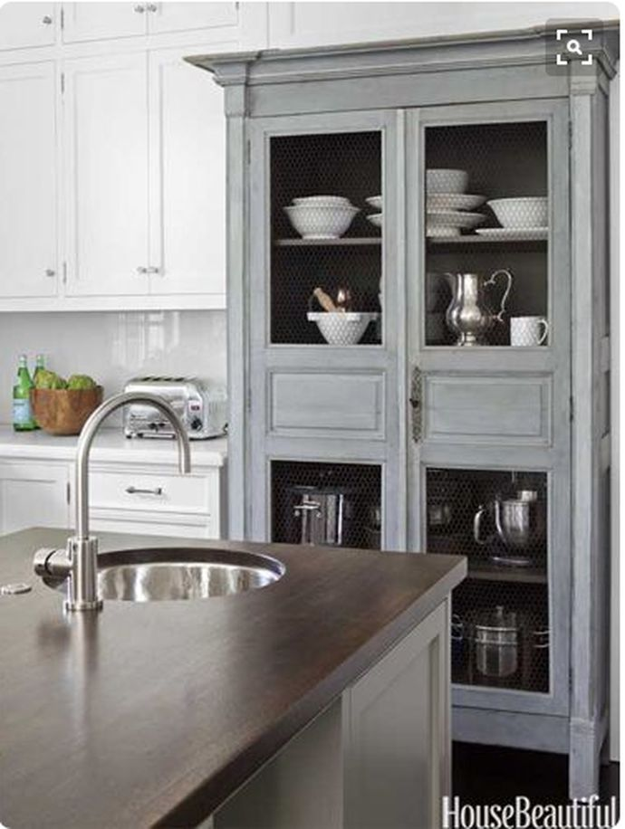 85 best Cabinets images on Pinterest   Kitchen cabinets, Armoire and ...