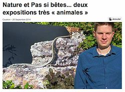 Interview Ouest-France