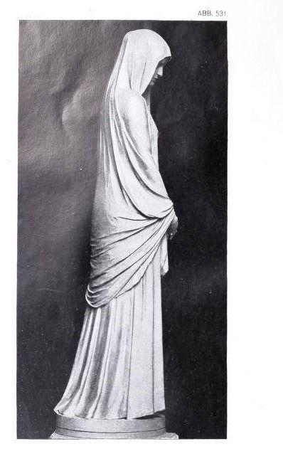 Grabdenkmal, von Wilhelm Wandschneider.  Fortschritt und Rückstand  Max Creutz Berlin: Verlag von Ernst Wasmuth, 1906.