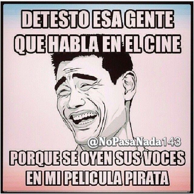 Funny Meme En Espanol : Que descaro jajaja p that s so hahaha pinterest
