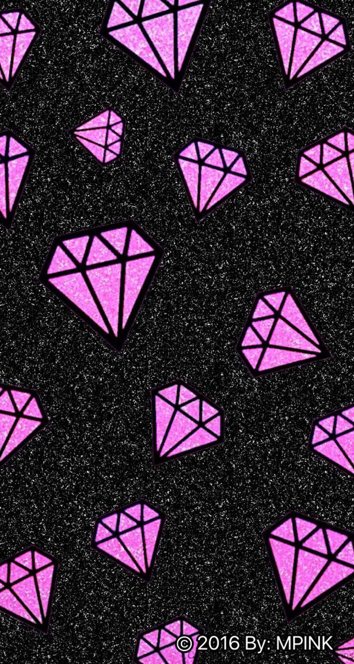Best 25  Diamond wallpaper ideas on Pinterest