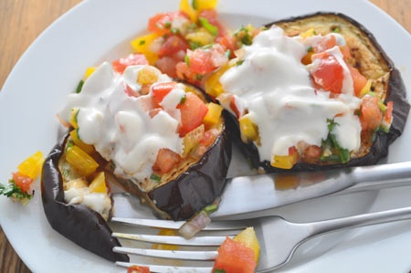 Eggplant Delight - Vegan | Recipes - Raw / Vegan | Pinterest ...