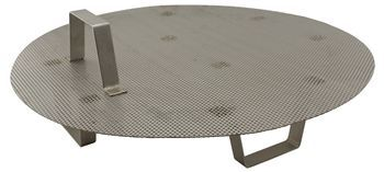 "False bottom help. I just bought a false bottom with 2.3/4"" height. I need to strike with 5 gallons of water. Do I add more water to compensate for the height difference? #homebrewing #homebrew #beer #craftbeer #brewingbeer #beerbrewing #recipe #DIY #hops #mead #homebrewer"