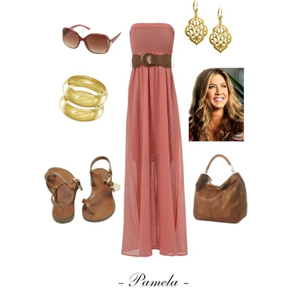 Summer Day, created by pamela53070 on Polyvore: Summer Dresses, Summer Day, Style, Pamela53070, Dresses Everyoth, Polyvore
