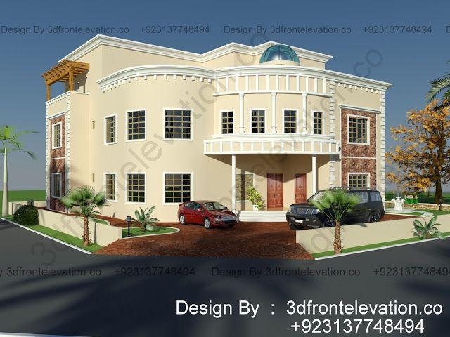 تصميم فيلا مودرن من اعمال هوم ديزاين Villa Design Modern Villa Design House Styles