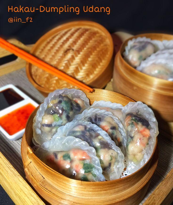 Hakau-Dumpling Udang