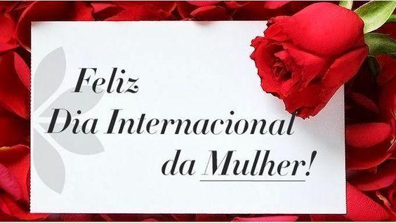 Sprint Negativo: Feliz dia internacional das mulheres!!!!!