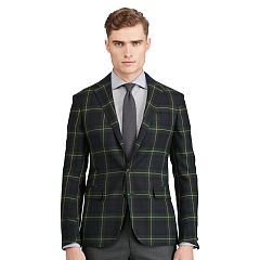 Morgan Tartan Wool Suit Jacket - Polo Ralph Lauren New Arrivals - RalphLauren.com