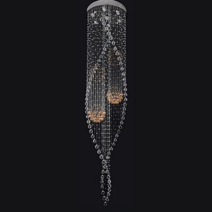 7 best stairwell lighting images on pinterest crystal chandeliers crystal lamps and ceiling. Black Bedroom Furniture Sets. Home Design Ideas