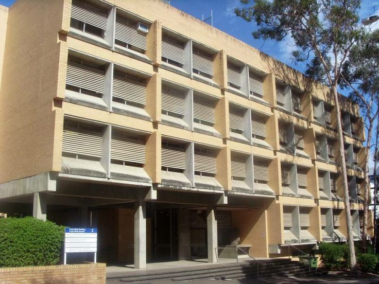 UQ Frank White Building
