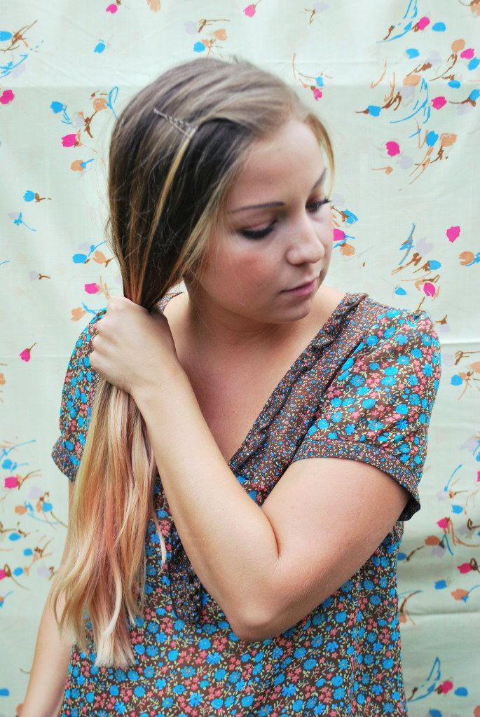 OH SO PRETTY the DIARIES: the TUTORIAL: BRILLIANT BRAID....easiest ever!