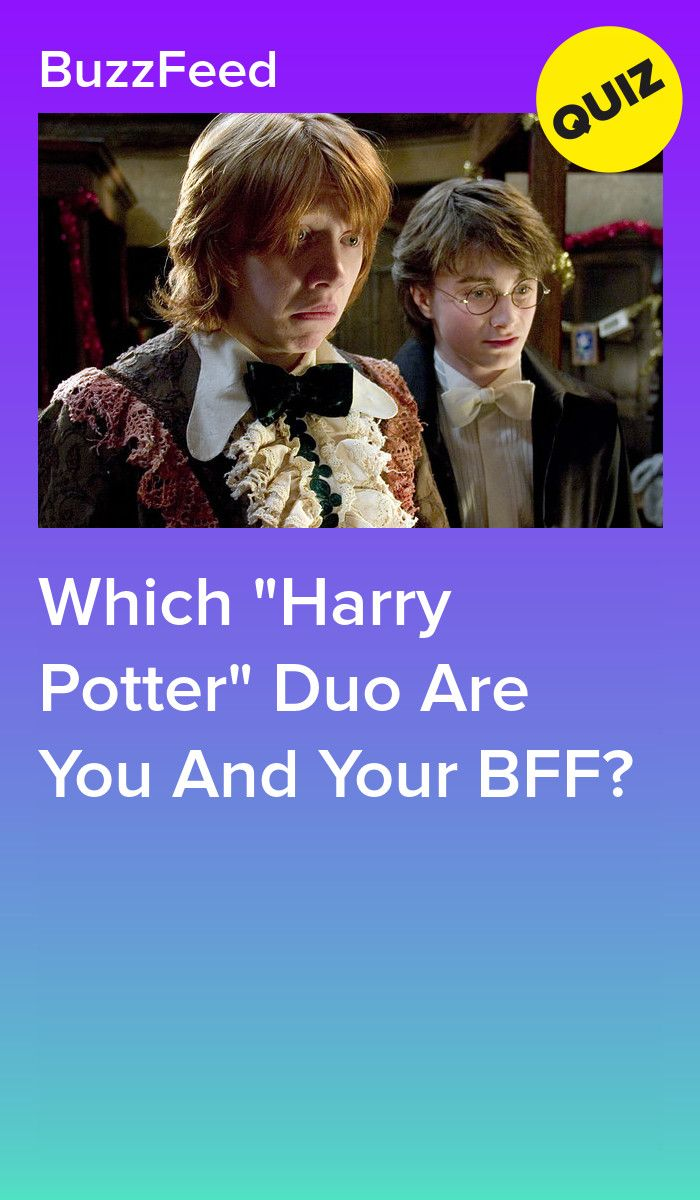 Pin On Harry Potter Quizzes
