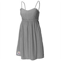 Cutter & Buck Pittsburgh Steelers Ladies Overtime Sundress