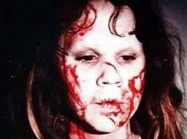 L'Esorcista: le foto di Linda Blair sul set del film horror di William Friedkin