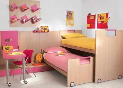79 best Kids Bedrooms images on Pinterest | Kid bedrooms, Kid ...