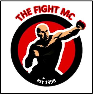 I started MCing fight shows in 1998.