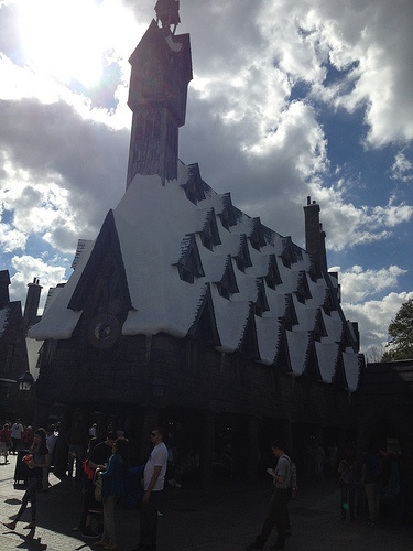 The Wizarding World of Harry Potter at Island of Adventure Orlando FL
