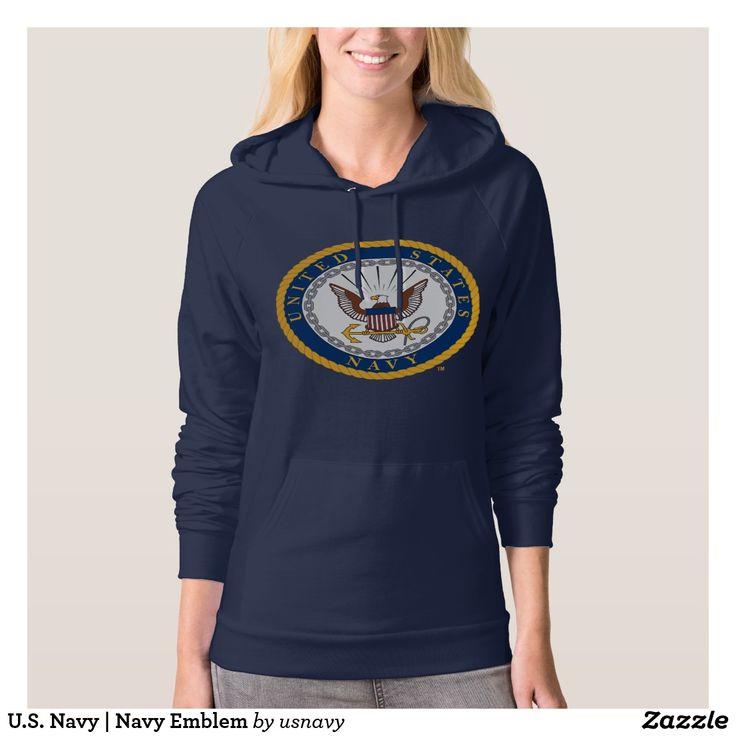 U.S. Navy | Navy Emblem Hoodie