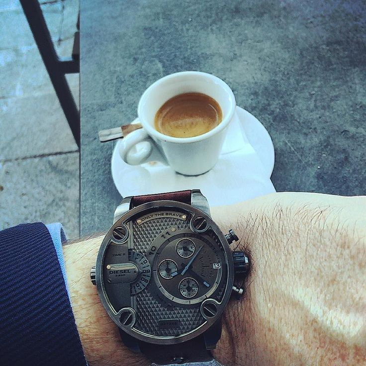 It's Friday the 13th of November. Good morning everyone :) #espresso #dieselwatch #instalifo