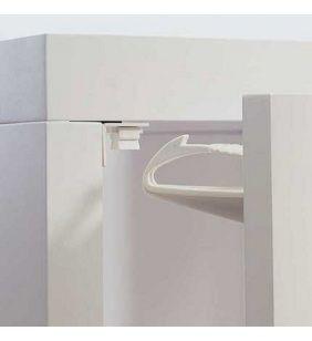 BabyDan - Univerzálny uzáver na zásuvky a dvierka skriniek