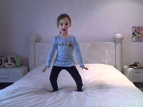 Justin Bieber - Baby , by 5 Year Old Skyler Wexler