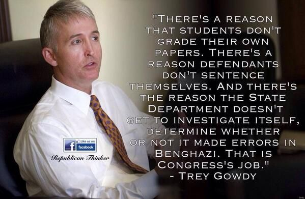 Get to the bottom of this cover up for the American people & the families of those who were murdered...Benghazi, just do it!!!!!