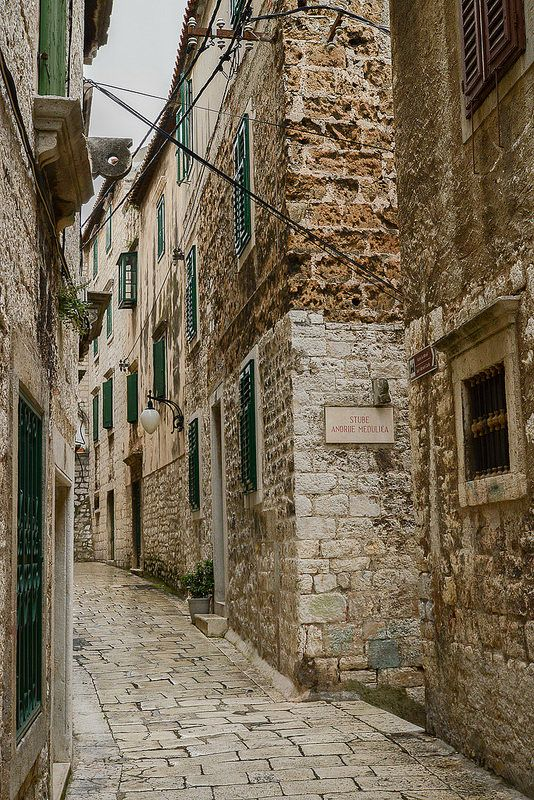 Ibenik Croatia Braavos You May Even Come Across The Fabled House Of Black And White Game