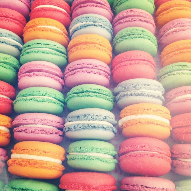 Bottega Louie macaroons | Mad for Macarons | Pinterest
