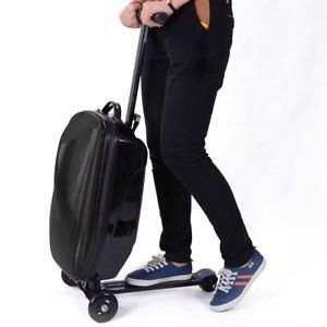 Multi-Function-Rolling-Wheel-Luggage-Scooter-Business-Trolley-Suitcase-Hand-Bag