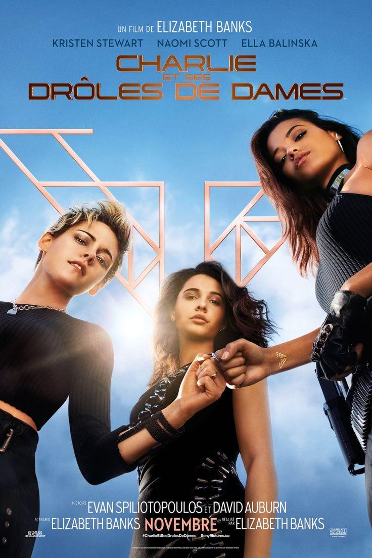 Watch NOW! Charlie's Angels [2019] Streaming Kristen