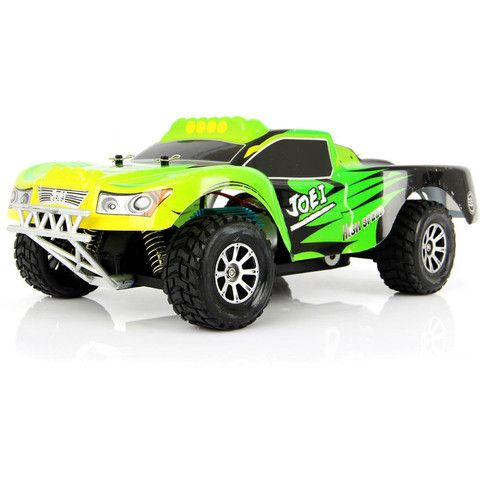 A969 2.4GHz 1/18 4WD Electric RC Car Short Course Truck RTR