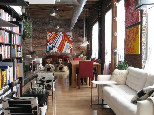 17 best images about loft spaces inspiration on pinterest for Urban loft decorating ideas