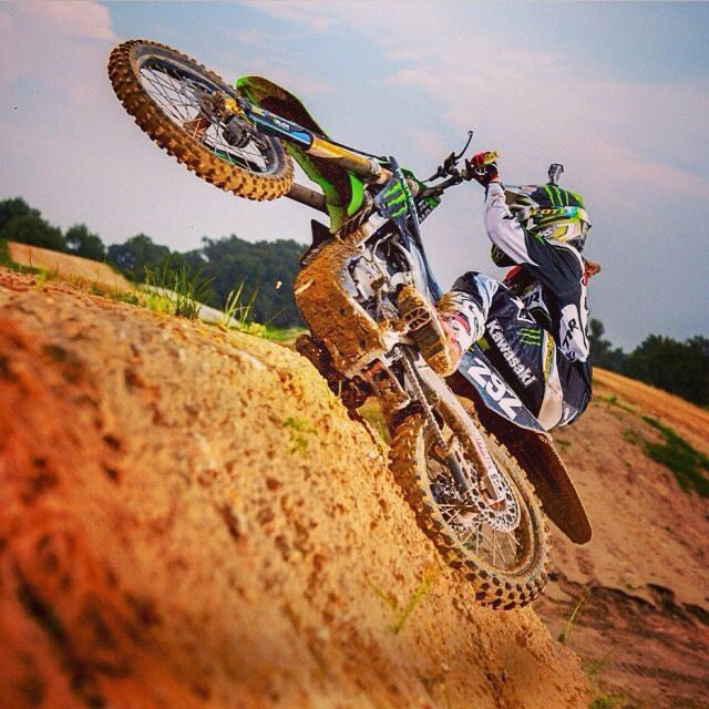 AC is in Moto 5. The new 2013 Movie for Different styles of Motocross and off-road type of riding.