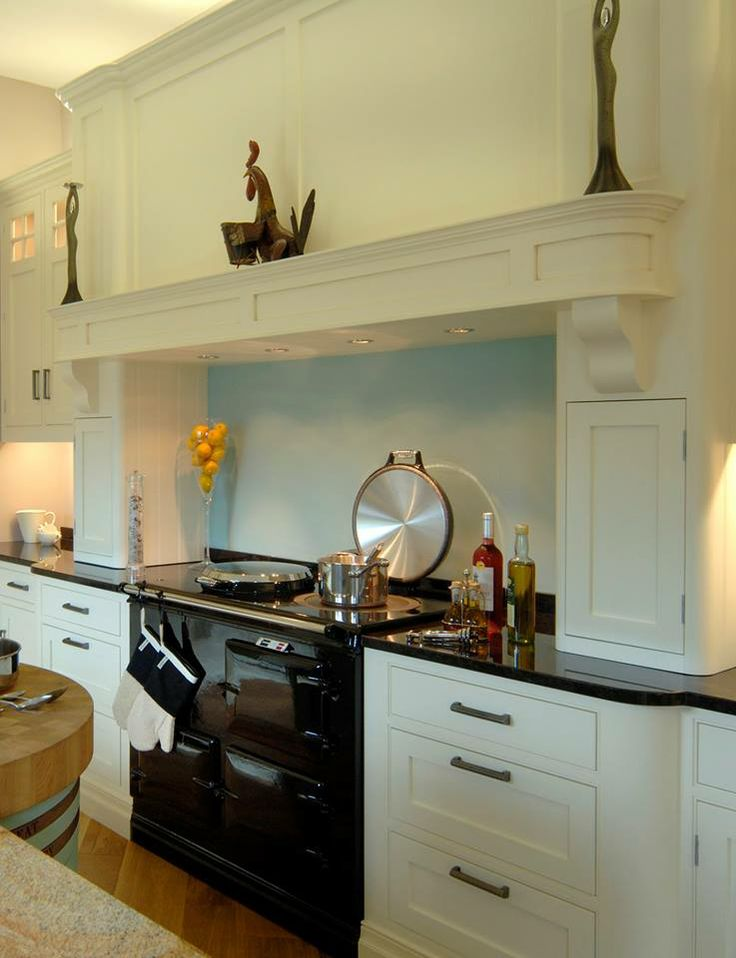 Aga Kitchen Design Ideas ~ Images about aga surrounds on pinterest stove