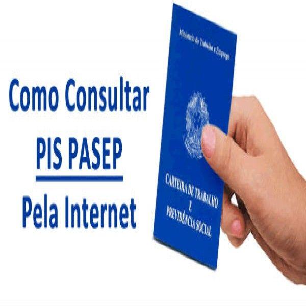 Como fazer para descobrir número Pis Pasep Nit pela internet