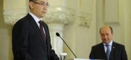 Cum il ataca Ponta pe Basescu