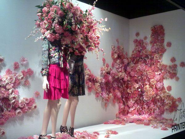 1000 Ideas About Florist Window Display On Pinterest