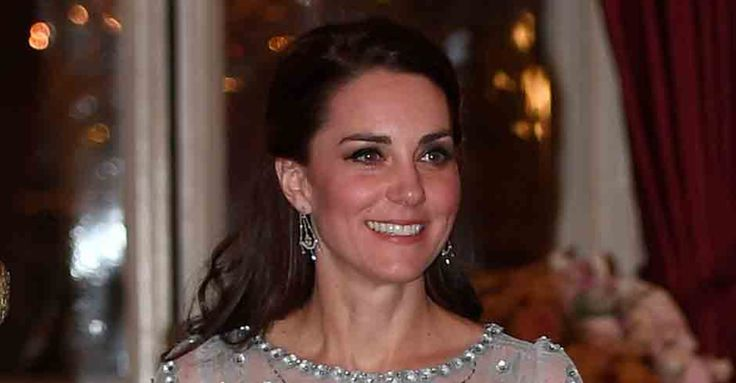 Herzogin Kate sieht hier aus wie Eiskönigin Elsa! #News #Fashion