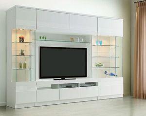 DIYで作るテレビ台の画像集(壁面収納 白 無印 IKEA TV ニトリ ブログ ... 出典search.rakuten.co.jp