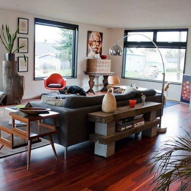 17 meilleures id es propos de tag res en parpaings sur pinterest mobilier de parpaing. Black Bedroom Furniture Sets. Home Design Ideas